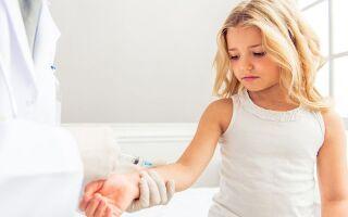 Какая должна быть реакция на манту: норма у детей и взрослых