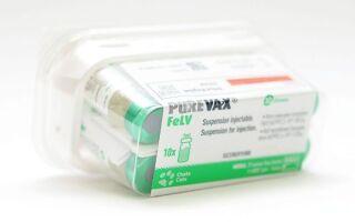 Вакцина для кошек Пуревакс