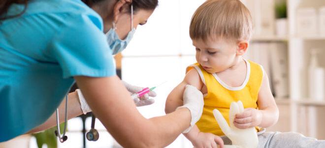 Алгоритм постановки прививок