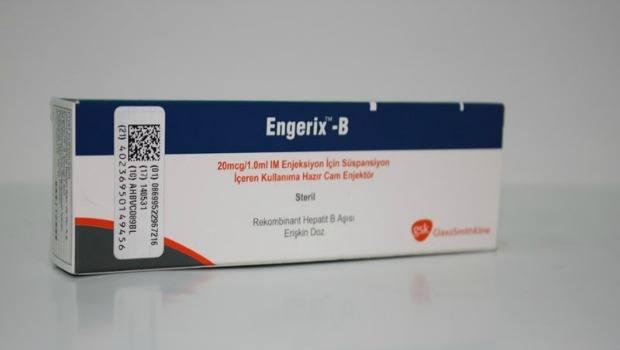 Вакцины «Энджерикс B»