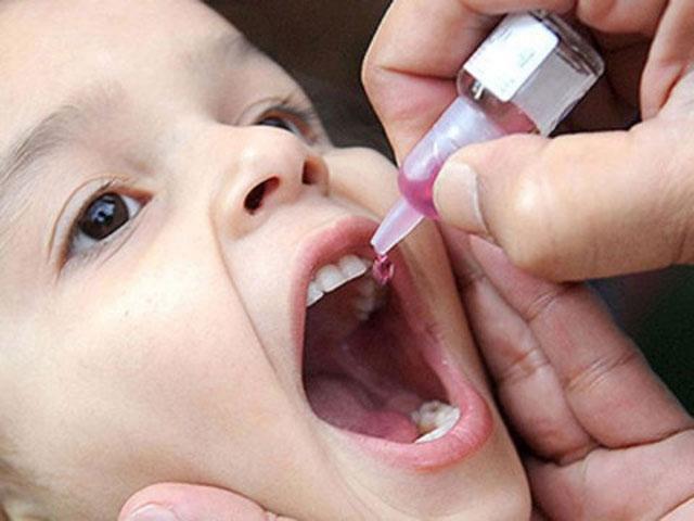 Прививка в каплях