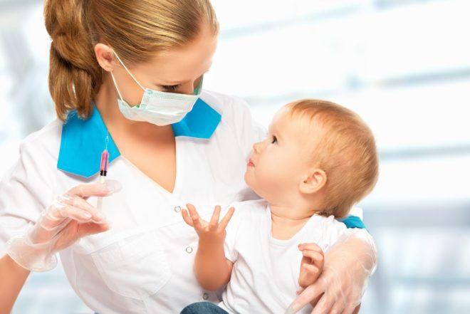 Иммунизация менингита