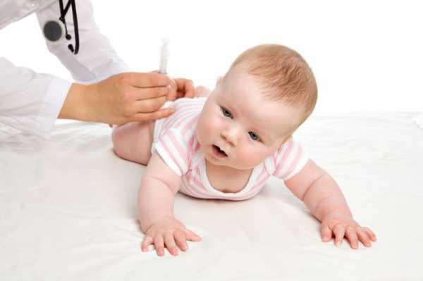 Что за прививки делают в 3 месяца ребенку