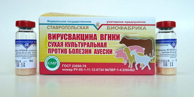 Вирусвакцина ВГНКИ