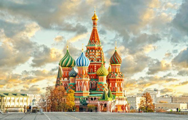 Эпидемия в Москве