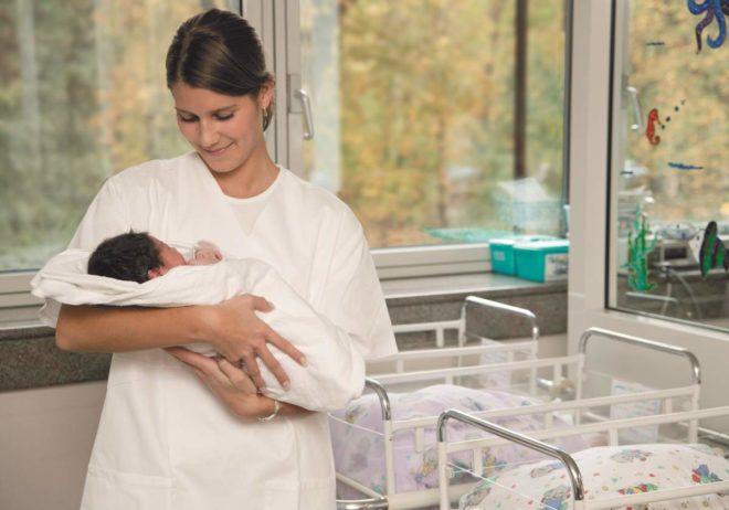 Прививка новорожденному БЦЖ